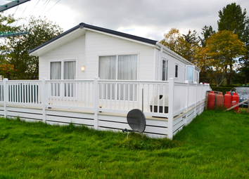 Thumbnail 2 bed mobile/park home for sale in Riverview Country Park, Mundole, Forres