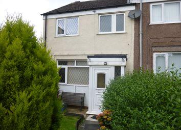 Thumbnail 2 bed semi-detached house to rent in Ridge Avenue, Burnley, Lancashire