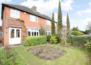 Thumbnail 3 bed semi-detached house for sale in Holtspur Top Lane, Beaconsfield, Buckinghamshire