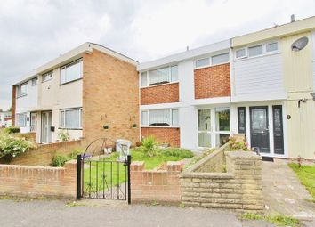 Thumbnail 3 bed terraced house for sale in Quarles Close, Collier Row, Romford