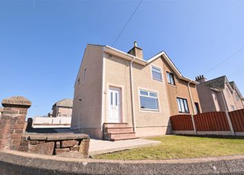 Thumbnail 2 bed semi-detached house to rent in High Road, Whitehaven
