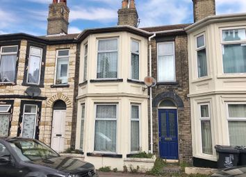 Thumbnail 3 bed terraced house for sale in Devonshire Road, Great Yarmouth