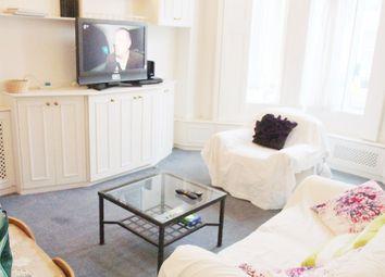 Thumbnail 2 bedroom flat to rent in Leamington Road Villas, London