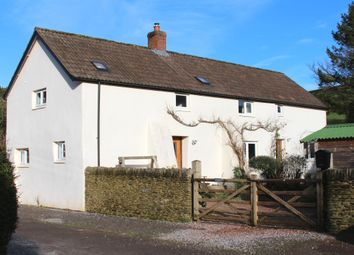 Thumbnail 4 bed detached house for sale in Monksilver, Taunton