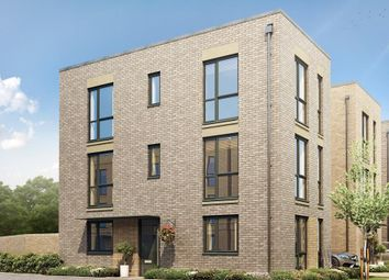 "Thumbnail 3 bed detached house for sale in ""Jitaku Sylva"" at Hauxton Road, Trumpington, Cambridge"