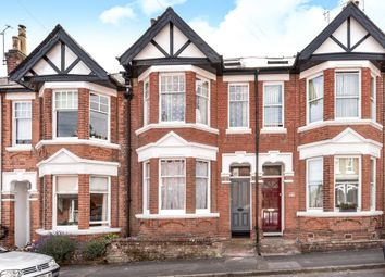 Thumbnail 3 bed terraced house for sale in Brassey Road, Winchester