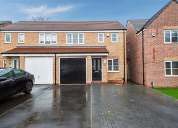 Thumbnail 3 bed semi-detached house for sale in Robinson Close, Hartlepool, Durham