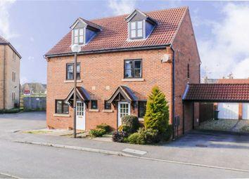 Thumbnail 3 bedroom town house for sale in Berrington Grove, Westcroft, Milton Keynes, Bucks