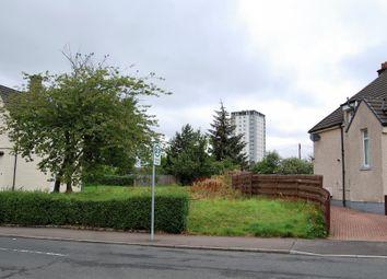 Thumbnail Land for sale in Carham Drive, Cardonald