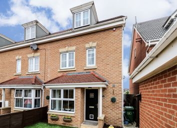 Thumbnail 4 bed end terrace house for sale in Manor Park Road, Gomersal, Cleckheaton