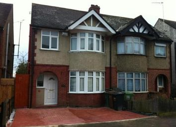 Thumbnail 3 bed semi-detached house for sale in Grosvenor Road, Luton, Bedfordshire