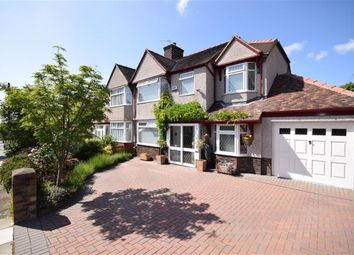Thumbnail 4 bed semi-detached house for sale in Taunton Road, Wallasey, Merseyside