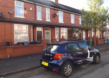 Thumbnail 3 bed property to rent in Regent Avenue, Fallowfield, Manchester