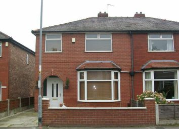 Thumbnail 3 bed semi-detached house to rent in Shelley Grove, Droylsden, Manchester