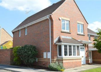 Thumbnail 3 bedroom detached house for sale in Deardon Way, Shinfield, Reading