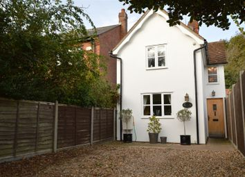 Thumbnail 3 bed cottage for sale in Layer Breton Heath, Layer Breton, Colchester
