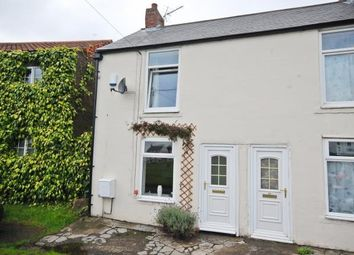 Thumbnail 1 bed end terrace house for sale in West Street, Hett, Durham