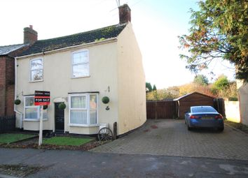Thumbnail 3 bed cottage for sale in Quadring Road, Donington, Spalding