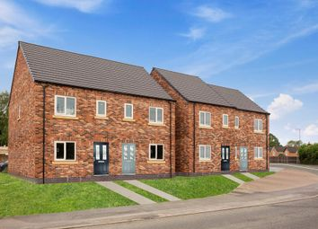 Thumbnail 3 bed semi-detached house for sale in Picknett Way, Dunholme, Lincoln