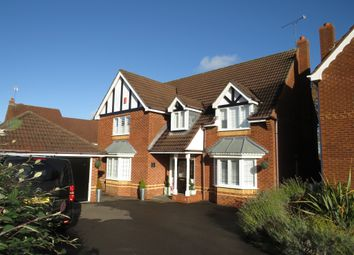 Thumbnail 5 bedroom detached house for sale in Floyd Grove, Balsall Common, Coventry