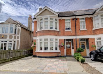 Thumbnail 4 bed semi-detached house for sale in Mawney Road, Romford