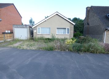 Thumbnail 3 bed detached bungalow for sale in The Crest, Linton