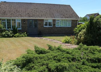 Thumbnail 3 bed detached bungalow for sale in Navigation Lane, Caistor, Market Rasen