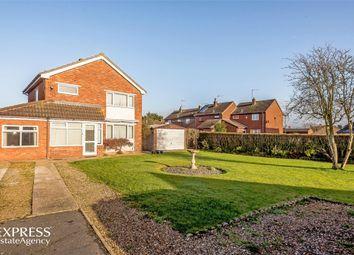 Thumbnail 4 bed detached house for sale in North Park, Fakenham, Norfolk