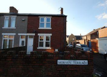 Thumbnail 3 bed terraced house for sale in Morven Terrace, Ashington