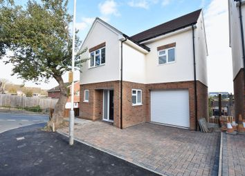 Thumbnail 4 bed detached house for sale in Taunton Avenue, Luton