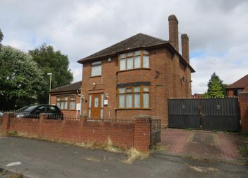 Thumbnail 4 bedroom detached house for sale in Bull Street, Dudley