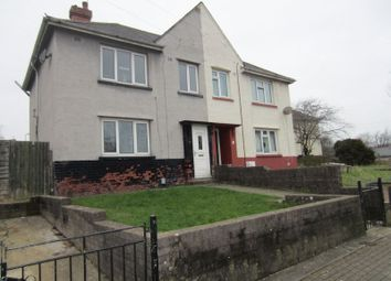 Thumbnail 3 bedroom semi-detached house for sale in Ronald Place, Ely, Cardiff