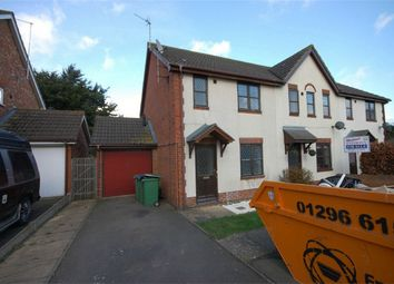 3 bed semi-detached house for sale in Briars Close, Aylesbury, Buckinghamshire HP19