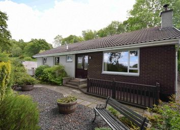 Thumbnail 3 bedroom detached bungalow to rent in Lentran, Inverness