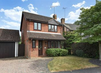 Thumbnail 3 bed detached house for sale in Thorn Close, Wokingham, Berkshire