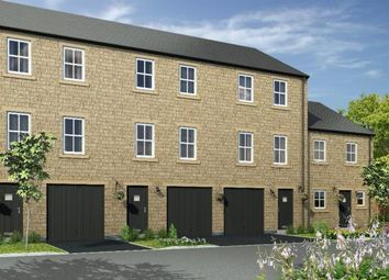 Thumbnail 3 bed mews house for sale in Charlestown Road, Glossop