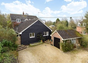 Thumbnail 6 bed detached house for sale in Woodborough, Pewsey