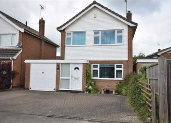 Thumbnail 3 bed detached house for sale in Woodland Drive, Southwell, Nottinghamshire