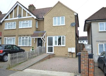 Thumbnail 2 bed end terrace house to rent in Hemsby Road, Chessington, Surrey