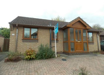 Thumbnail 2 bed detached bungalow to rent in Tudor Falls, Heanor, Derbyshire