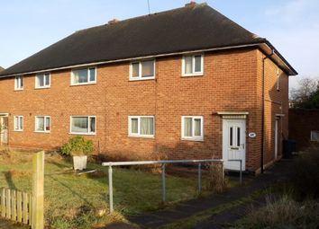 Thumbnail 2 bed flat for sale in Darleydale Avenue, Great Barr, Birmingham