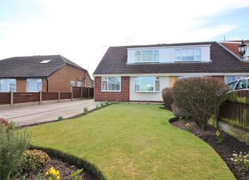 Thumbnail 4 bed semi-detached house for sale in Seacroft Crescent, Southport