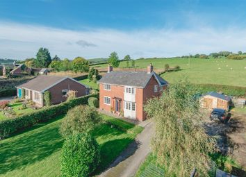 Thumbnail 4 bed detached house for sale in Trefeglwys, Caersws