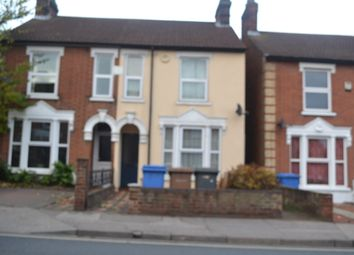 Thumbnail 2 bedroom semi-detached house to rent in Bramford Road, Ipswich