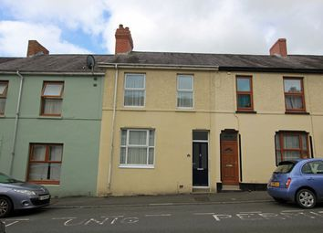3 bed terraced house for sale in Parcmaen Street, Carmarthen, Carmarthenshire SA31