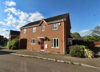 Thumbnail Detached house for sale in Edwards Croft, Bradville, Milton Keynes