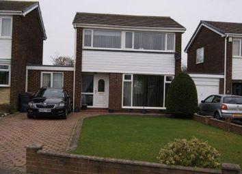 Thumbnail 3 bedroom detached house for sale in Megstone Court, Garth Twentyone, Killingworth, Newcastle Upon Tyne