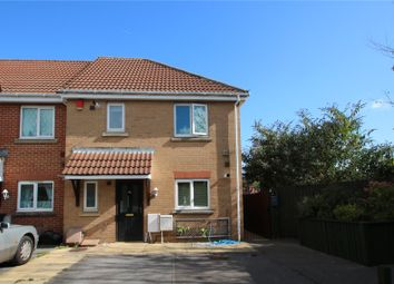 Thumbnail 2 bed flat for sale in Honeywick Close, Bedminster, Bristol
