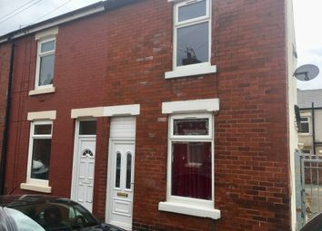 Thumbnail 2 bedroom end terrace house to rent in Healy Street, Blackpool