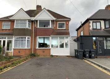 3 bed semi-detached house for sale in Kingshurst Road, Northfield, Birmingham, West Midlands B31